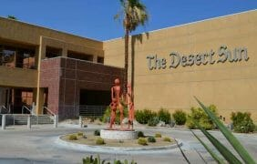 The Desert Sun's Gene Autry Trail headquarters in Palm Springs is up for sale for $7.5 million