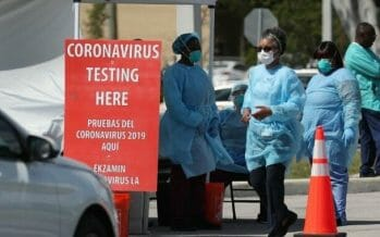 Free Coronavirus Testing Mobile Centers Coming to To The Coachella Valley This Weekend And Beyond.