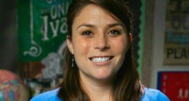 "Coachella Valley's Allison Cyr Named ""California Teacher of the Year"""