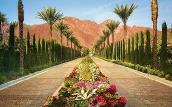 Coachella Valley's La Quinta Resort & Club, serve as the backdrop for the entire upcoming season of The Bachelorette