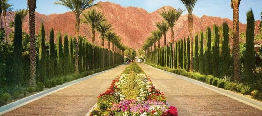 Coachella Valley's La Quinta Resort & Club, serve as the backdrop for the entire upcoming season of The Bachelorette