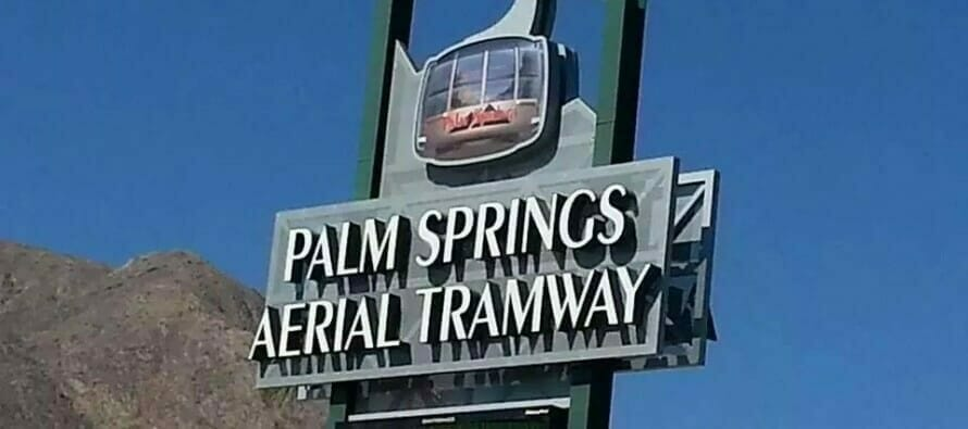 Palm Springs Aerial Tramway To Reopen This Friday