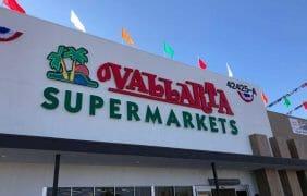 Vallarta Supermarkets Grand Opening Today in Indio, CA