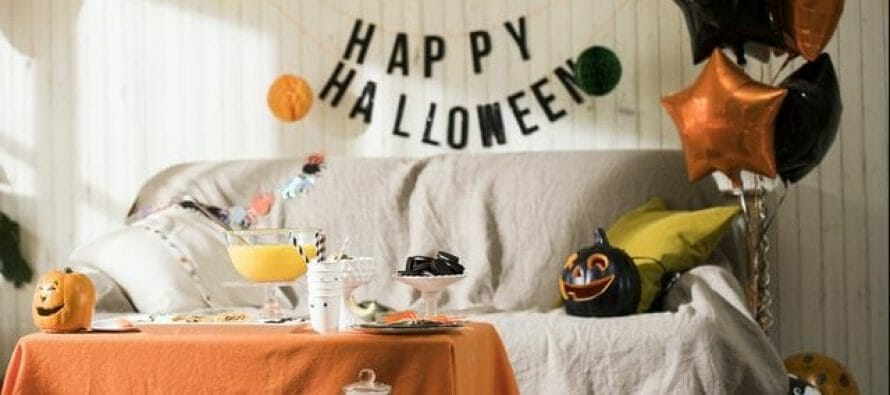 At-Home Ideas To Have A Fun and Safe Halloween This 2020!