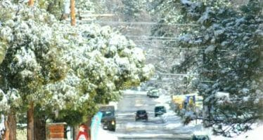Snow Expected In Idyllwild, Big Bear, Lake Arrowhead, Rain in the Coachella Valley This Weekend.