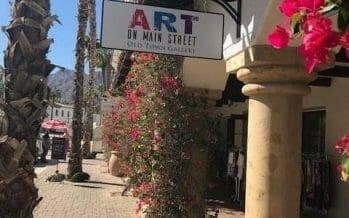"LA QUINTA, CA – ""ART ON MAIN STREET GALLERY"" OPENS NOVEMBER 5TH!"