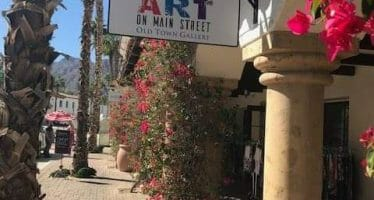 "LA QUINTA, CA – ""ART ON MAIN STREET GALLERY"" OPENS NOVEMBER 5TH!"