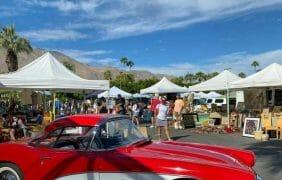 Palm Springs Vintage Market returns Sunday, December 6, 2020
