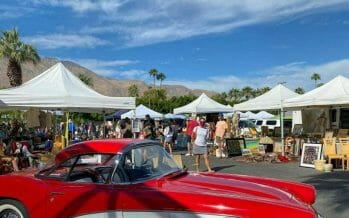 Palm Springs Vintage Market returns Sunday, December 6, 2020