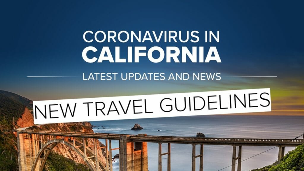 California Issues Travel Advisory Asking Visitors To Quarantine For 2 Weeks - Coachella Valley