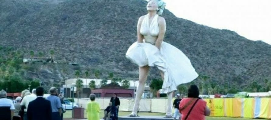 'Forever Marilyn' Making Plans To Return To Palm Springs