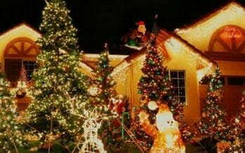 Coachella Valley Family Favorite – Candy Cane Lane 30 Year Tradition Continues 2020!!