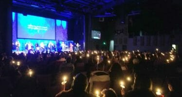 Christmas Eve Candlelight Service in Yucca Valley Tonight (Video)