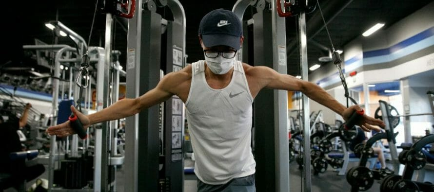 Can Gyms Stay Open Under California's New Stay-At-Home Order?
