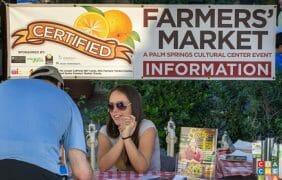 Certified Farmer's Market Palm Desert Relocates To San Pablo