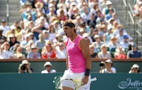 The BNP Paribas Open will not be held March 8-21, 2021.