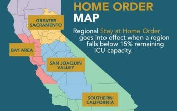 SOCAL ICU CAPACITY DROPS BELOW 15%, TRIGGERING STAY-AT-HOME ORDER WHAT'S OPEN & WHAT'S NOT