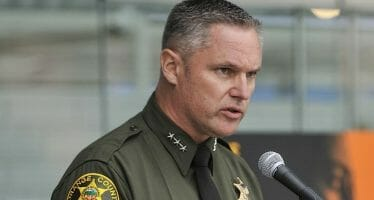 Orange County Sheriff Don Barnes Questions Constitutionality Of Newsom's New Orders