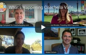What's Happening Live in the Coachella Valley, the American  Express, and your CW3 Confidence Summit