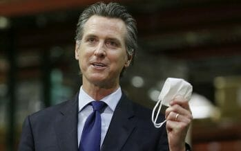 GOVERNOR Newsom lifts California's COVID-19 stay-at-home orders, effective immediately.