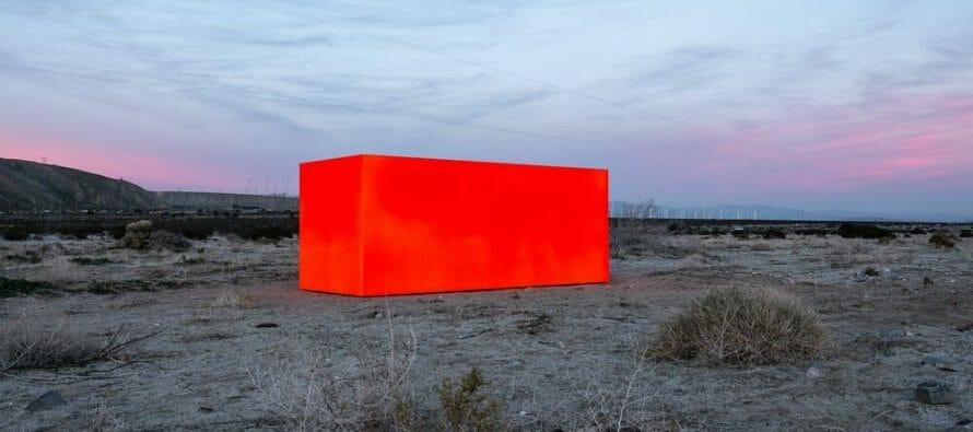 Coachella Valley's 'Desert X' Indefinitely Postponed