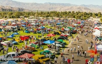 The 18th Annual Dr. George Charity Car Show, Postponed Until 2022