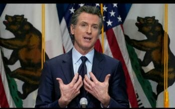 Gov. Gavin Newsom's Approval Plummets As  Public Sours On Him