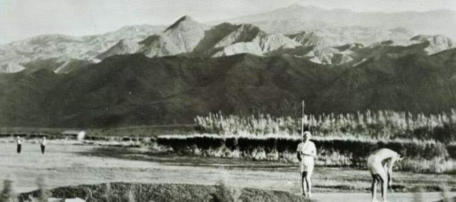 Coachella Valley El Mirador Golf Course, 1930