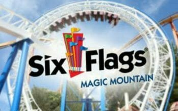 Six Flags Magic Mountain Announces Plans To Reopen This Spring