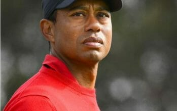 Tiger Woods involved in Los Angeles car crash,  'jaws of life' used
