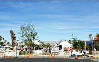 Coachella Valley Harvest Box Presents Palm Desert Sunday Market Live