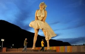 'Forever Marilyn' purchased for $1M To Be Installed March 28