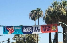Palm Springs Announces Additional Officers To Enforce Face Mask Orders Ahead of the Superbowl