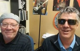 What it is like Live in Studio with A Major Broadcaster Q102.3 FM