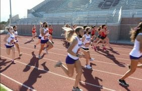 Live Video – First Hosted Sporting Event for Shadow Hills High School in Nearly a Year