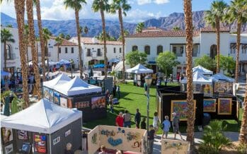 Art on Main Street Returns to Old Town La Quinta After A Year