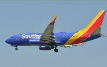 May 9, Southwest Airlines will begin year-round service from Palm Springs to Las Vegas
