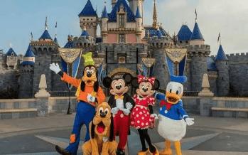 California's Disneyland Reopening April 1st…