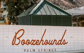 Restaurant Opening in Palm Springs Boozehounds Pet-Friendly Café and Bar