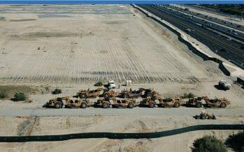 $277M Coachella Valley Stadium Breaks Ground Early