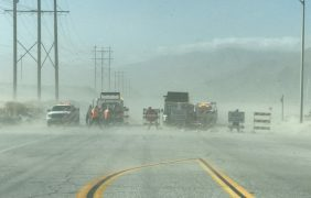 Wind Advisory Issued Wednesday For The Coachella Valley Through 2 a.m. Thursday