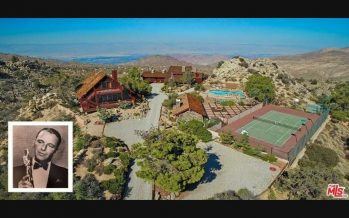 Frank Sinatra's Palm Desert Hideaway Hits Market At $4.25M Coachella Valley!