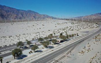 $1 Billion Proposal to Bring Train Service Between LA and the Coachella Valley