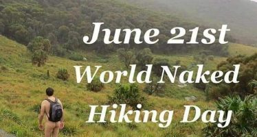 Can You Bare It? June 21 Is Naked Hiking Day