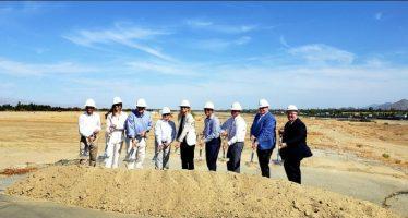 $300 Million, 10,000+ seat Coachella Valley Arena Officially Breaks Ground