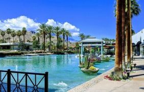 New 4 story hotel proposed at the River Mall in Rancho Mirage