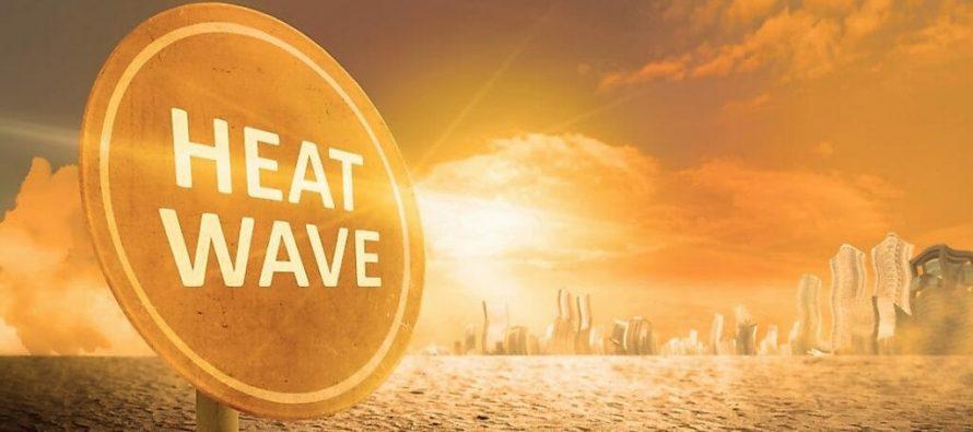 Excessive Heat Warning starts 9:00AM Saturday until 8:00PM Monday