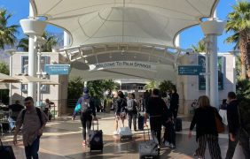Palm Springs Airport Sets New Passenger Record