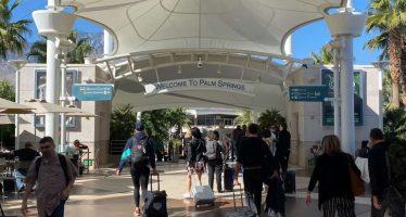 Palm Springs International Airport Busiest Summer Ever