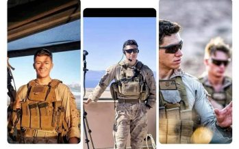 Coachella Valley Resident Hunter Lopez, 22, among Marines killed in Kabul